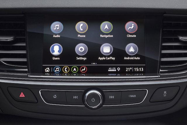 Novo sistema Info-entretenimento - Conectividade