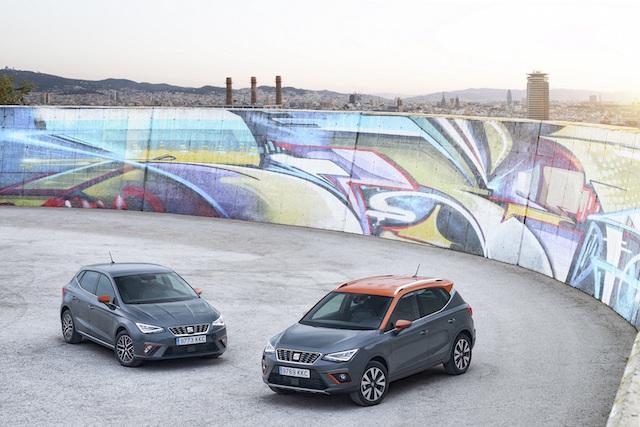 SEAT Ibiza e Arona com BeatsAudio