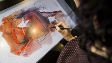 SEAT. Do compasso ao desenho digital
