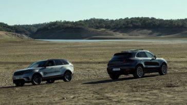 Comparativo SUV. Range Rover Velar VS Porsche Macan.