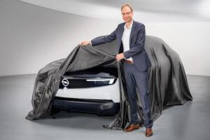 Michael Lohscheller CEO Opel