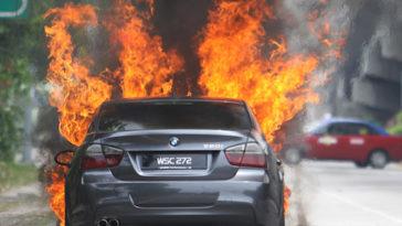 Risco de incêndio nos BMW provoca Recall