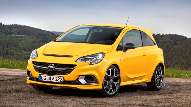 Novo Opel Corsa GSi com 150 cv de potência