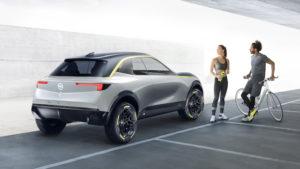 2018 Opel GT X Experimenta