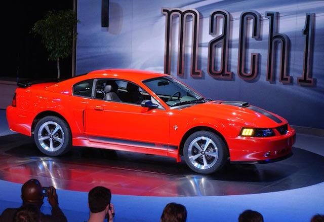 Mustang Mach 1 (2003)
