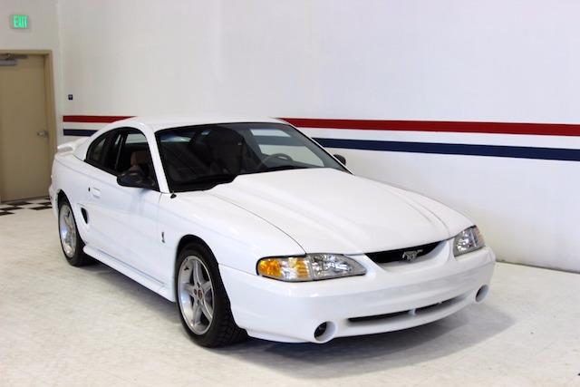 Mustang SVT Cobra R (1995)