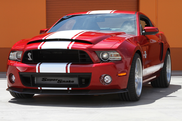 Mustang Shelby GT 500 (2007)