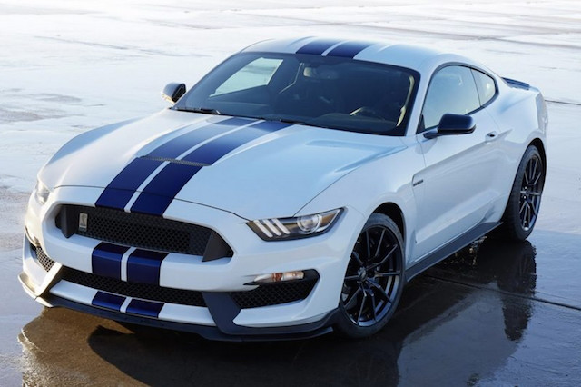 Mustang Shelby GT350R (2016)