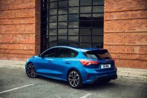 Novo Ford Focus Alcança a Pontuação Máxima nos Testes Euro NCAP