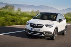 Opel Crossland X com novo motor 1.5 Turbo D