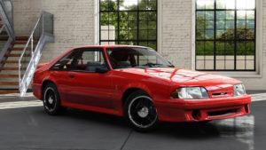 SVT Mustang Cobra R (1993)