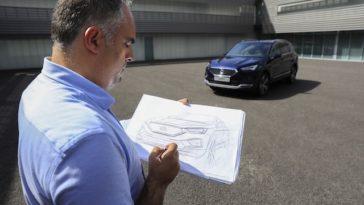 Design Seat. É assim se desenha um SUV