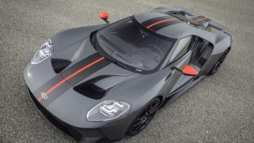 Novo Ford GT Carbon Series 2019