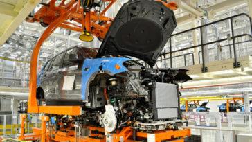 Recessão da Indústria Automóvel está para breve