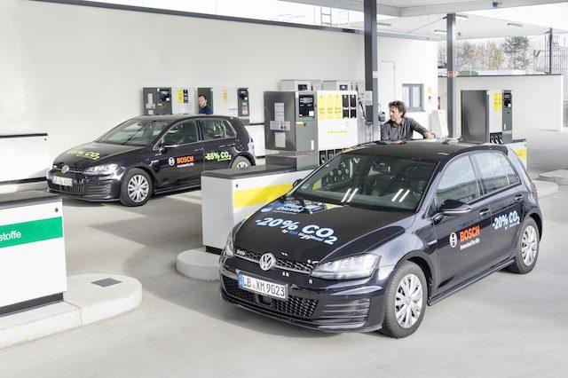 Bosch testa combustível diesel totalmente renovável