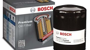 Análise do filtro de óleo Bosch Premium FILTECH
