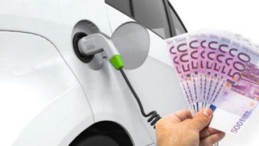 Governo aumenta incentivo para compra de carro eléctrico