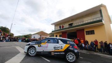 Paulo Neto Sport vai participar no Campeonato de Portugal de Ralis