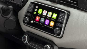 Nissan Micra recebe o novo Sistema de Infotenimento NissanConnect