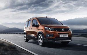 Peugeot Partner Rifte