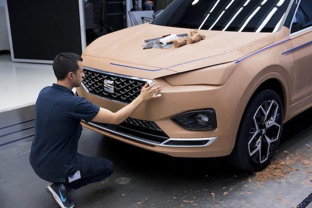Seat fala sobre o escultor de automóveis