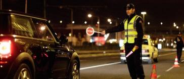 Numa Operação STOP os agentes de autoridade podem revistar a mala do seu carro?