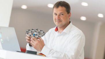 Táxis Voadores carregam tecnologia Bosch