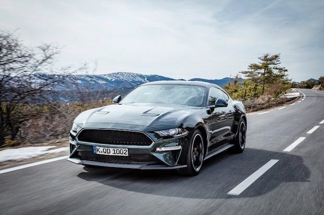 Ford Mustang é só o Coupé Desportivo mais vendido no mundo
