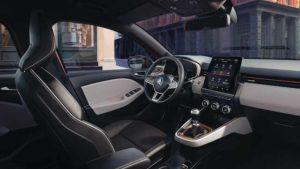 Novo Renault Clio 2019 Interior