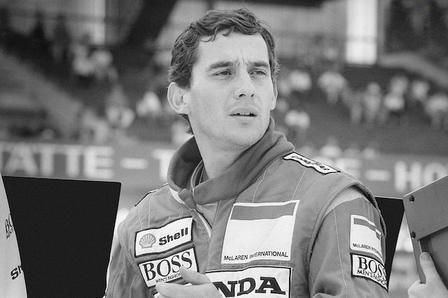 As equipas de Ayrton Senna na Fórmula 1