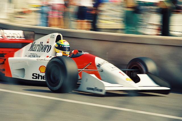 Ayrton Senna - Monaco 1992