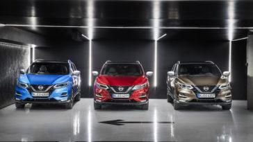 Nissan revela novos motores para o Qashqai