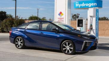 Toyota a Hidrogénio. Opção mais verde para o nosso planeta