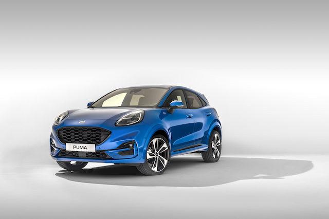 Ford Puma Crossover começa a ser produzido