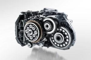 Cx automática de oito velocidades Opel Corsa