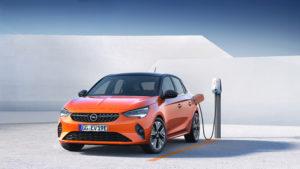 Novo Opel Corsa-e 2019
