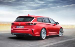Novo Opel Insignia GSi