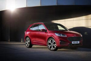 Novo Ford Kuga o mais económico da sua classe   Automoveis-Online