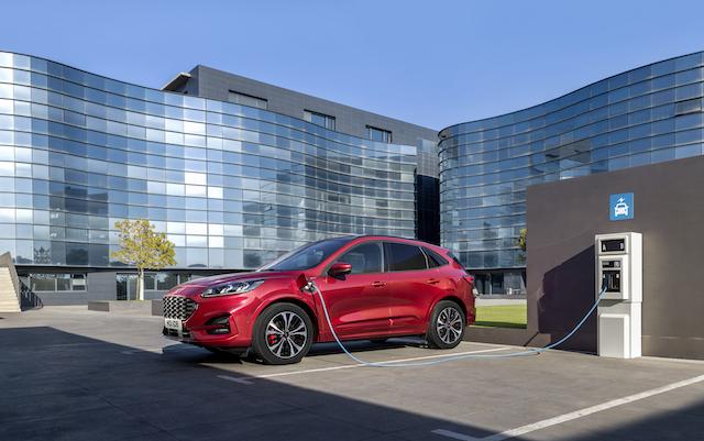 Novo Ford Kuga o mais económico da sua classe