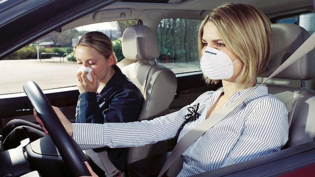 Coronavírus. Quer manter o seu carro desinfectado?