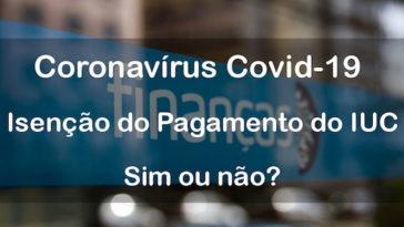 Coronavírus. O pagamento do Imposto Único de Circulação pode ser adiado?