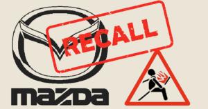 Recall Mazda vários modelos
