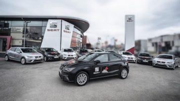SEAT Portugal cede 10 viaturas à Cruz Vermelha Portuguesa