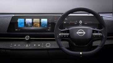 Sabe porque é que Nissan disse não ao tablet?
