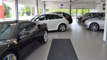Stands de Comércio de Automóveis fechados por decreto