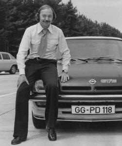 Opel Manta George Gallion