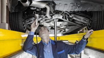Carro sujo dá chumbo na Inspeção Automóvel