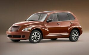 Chrysler PT Cruiser de 2001