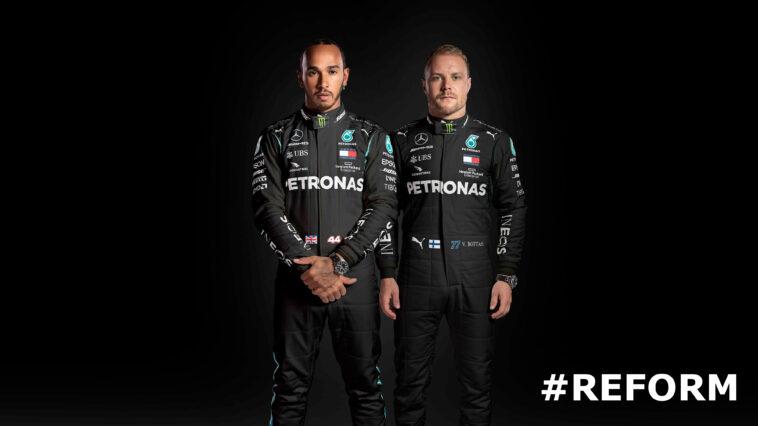 Não ao Racismo. Puma e Mercedes-AMG Petronas Formula One juntam-se à luta
