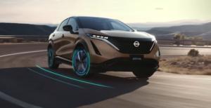 Novo Nissan Ariya. Um eléctrico com preço top